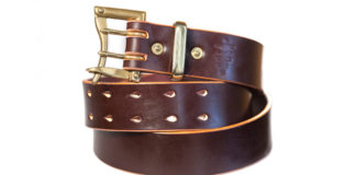 The Badass Belt You Didn't Know You Needed