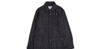 The Only Wool Jacket You'll Ever Need