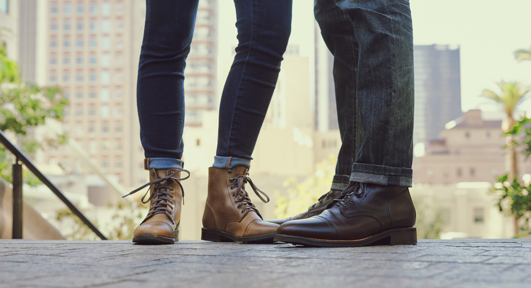 Her: Thursday Boots' Captain Boot