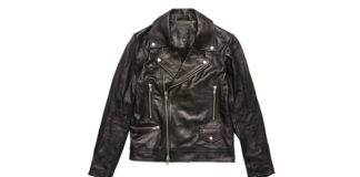A Timeless Leather Jacket At An Affordable Price