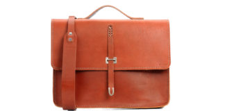 Treat Yourself To This Lux Schoolboy Satchel