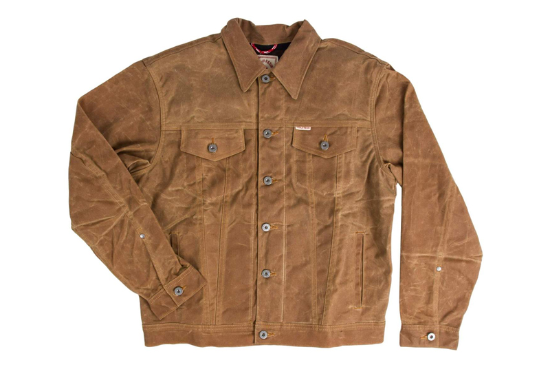 A Rugged Jacket That You Can Almost All-Year Long