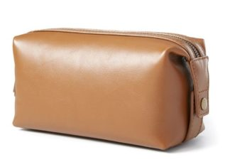 Travel In Style With A Beautiful Leather Dopp Kit