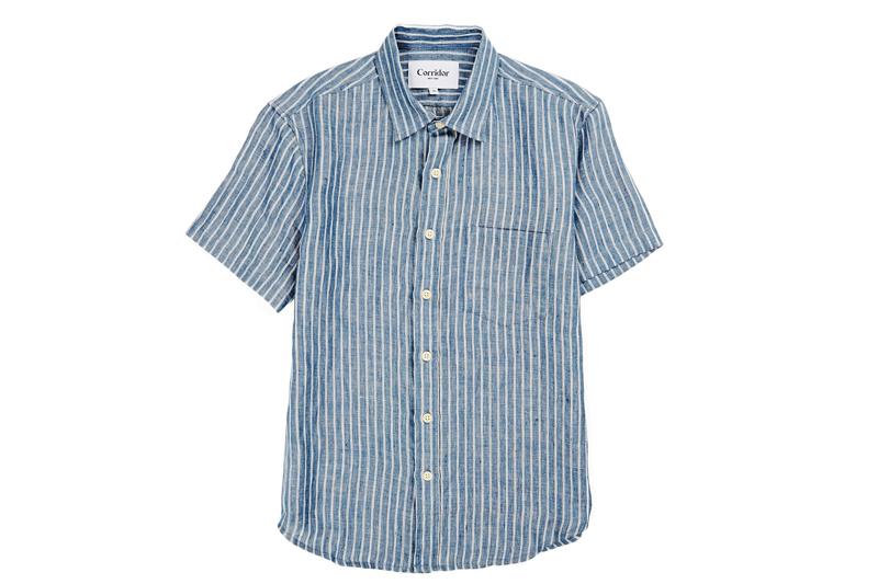 Corridor's Linen Shirt Is Summertime Ready