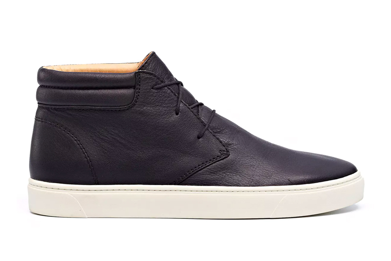 The Mid Top Sneaker That'll Up Your Shoe Game
