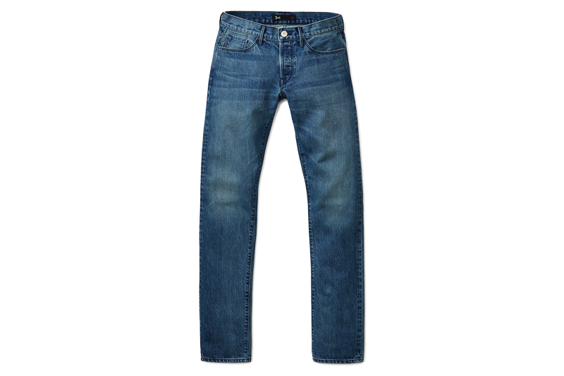 Slim Down Your Denim With 3x1's Selvedge Jeans
